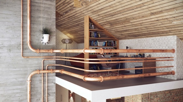 University ideas dwell tube loft apartment decorate up industrial style
