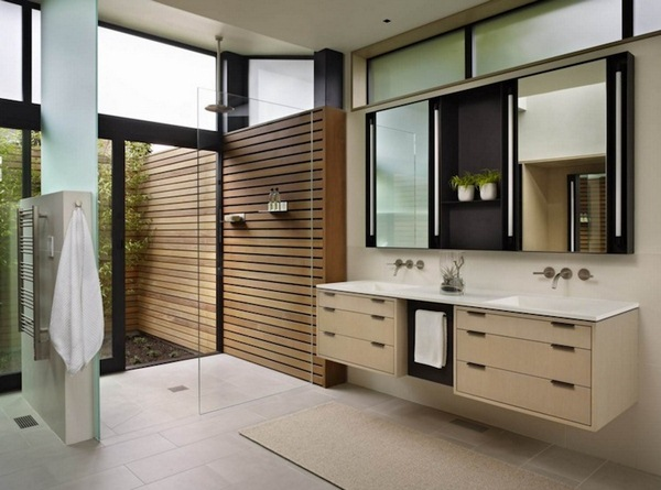 modern bathroom designs perth