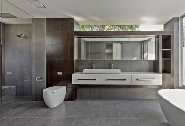 modern bathroom ideas pinterest