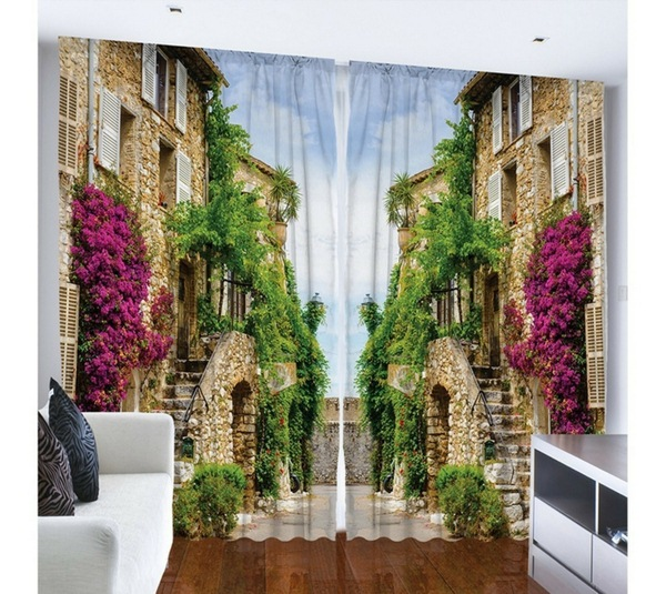 net curtains curtain fabrics curtains 3d photo motif lounge