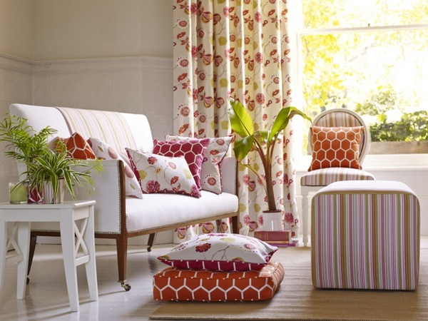 net curtains curtain fabrics curtains cotton colorful pattern pillow soft furnishings and upholstery