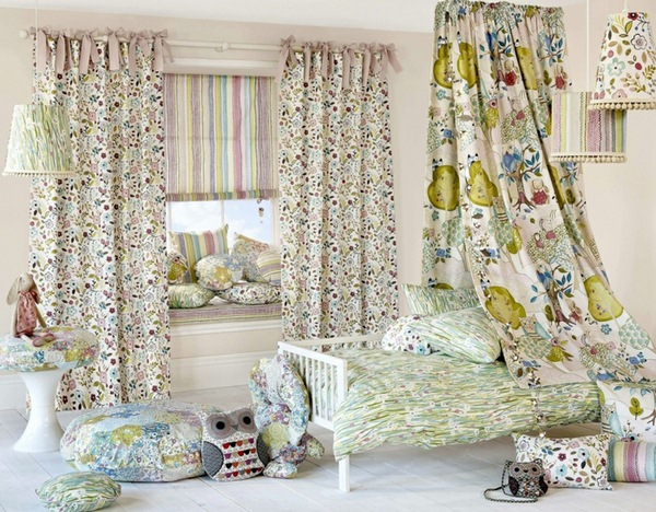 net curtains curtain fabrics curtains natural fiber cotton pattern colorful nursery