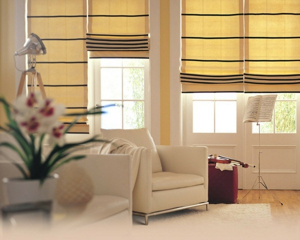net curtains curtain fabrics curtains pastel yellow modern design living room leather chair