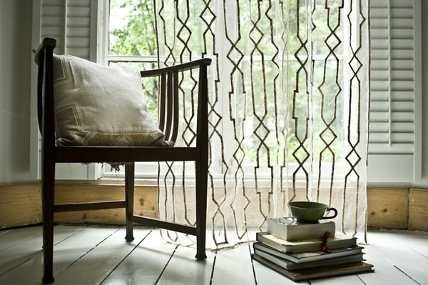net curtains curtain fabrics curtains transparent geometric patterns