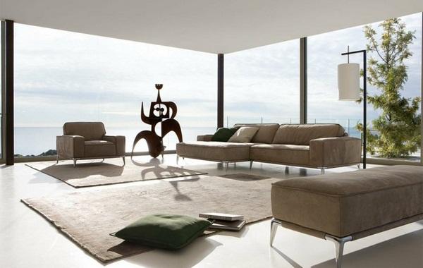 Roche Bobois decorating ideas living room set examples