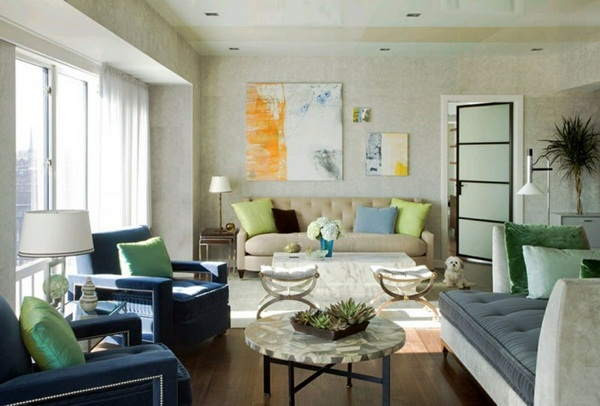 creative decorating ideas modern living room decorating wall decoration