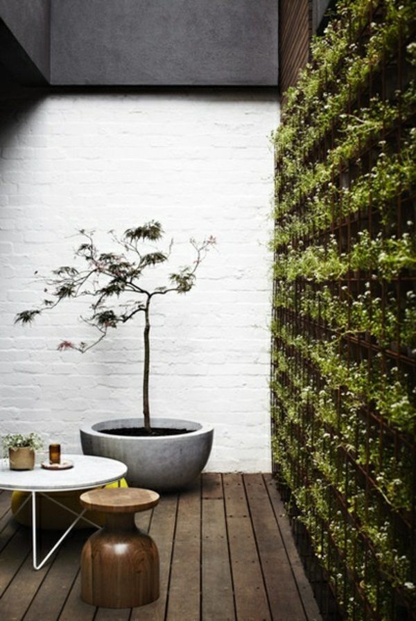 Creating garden gardening ideas make Japanese style