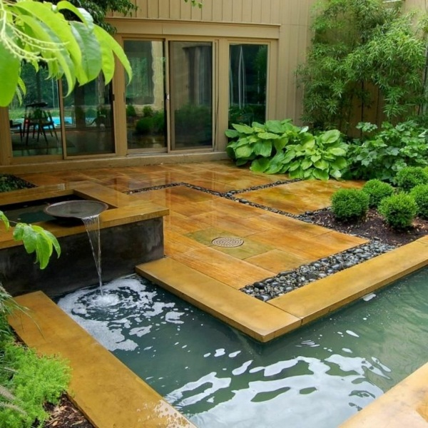 Modern beautiful garden Landscaping Ideas