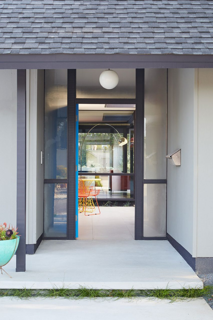 Renewed Classic Eichler by Klopf Architecture (6)