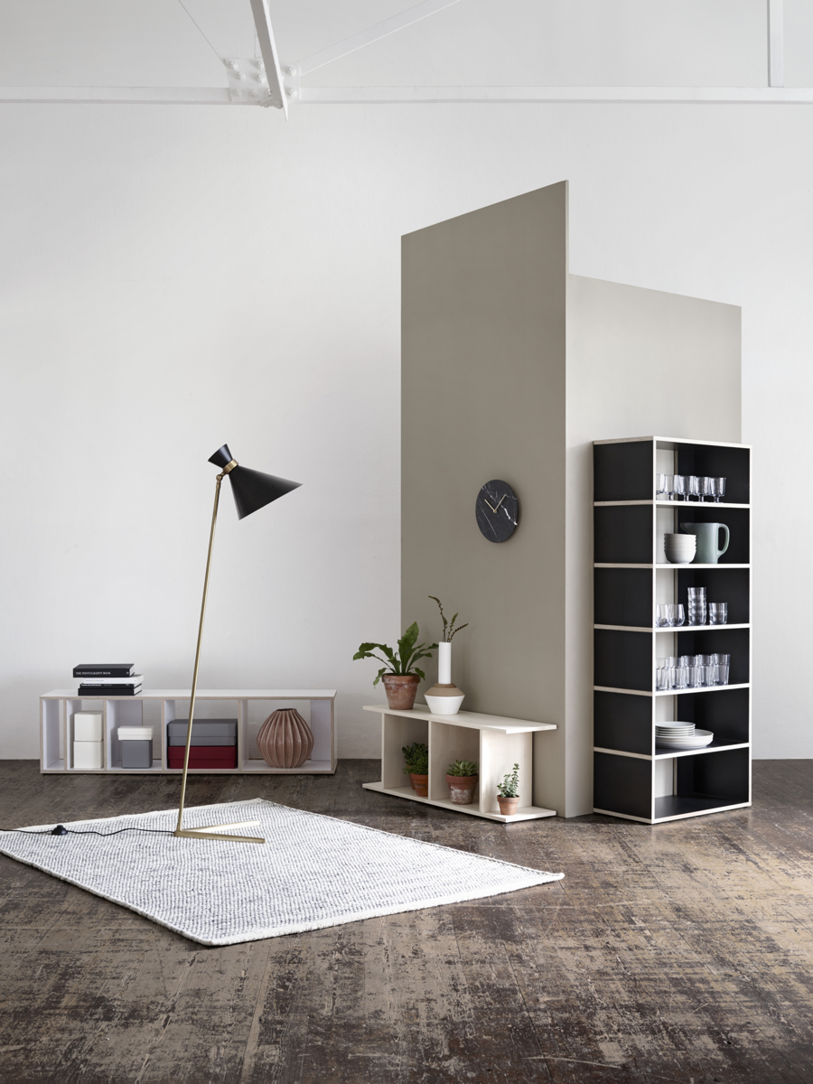 Shelf, storage, Scandinavian inspiration. Tylko Ivy shelf