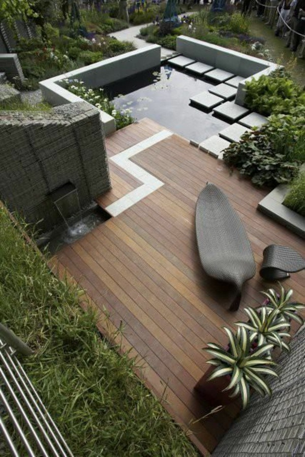 my beautiful garden wood flooring