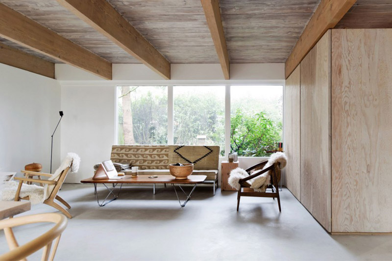 Rustic Home Interior Reflects Stability And Equilibrium