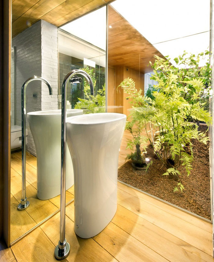plants-decorate-modern-bath-greenery-3