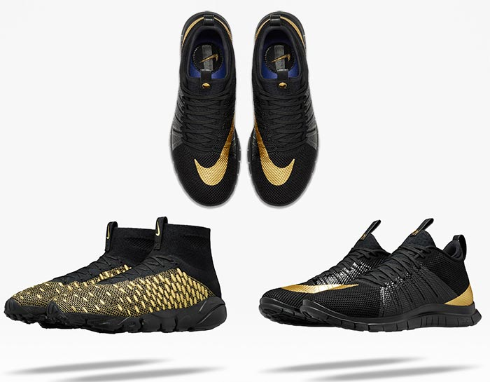 NikeLab x Olivier Rousteing 2016 Football Collection