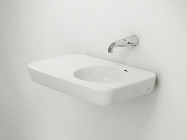 modern minimalist furniture minimalist white color bathroom