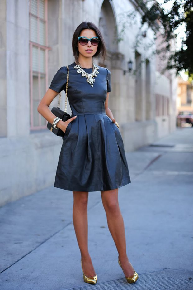 18 Lovely Dress Outfit Ideas for Parties and Special Occasions (Part 1)