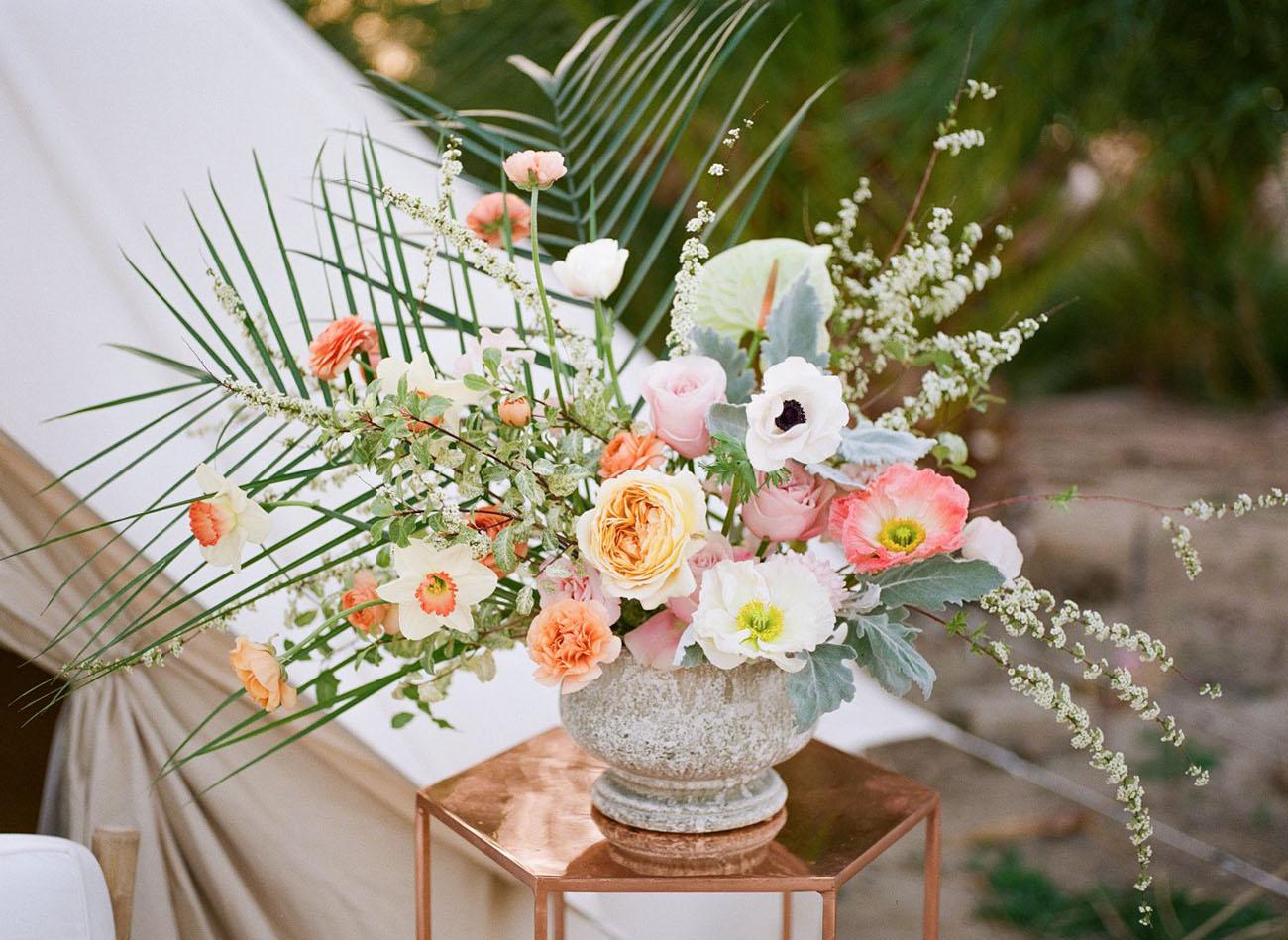 Palm Tree Nursery Inspiration
