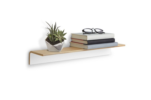 umbra single rack shelf