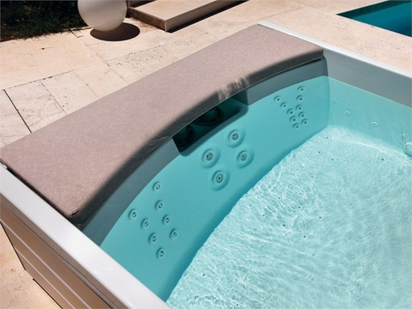 luxury hot tubs Teuco spa home