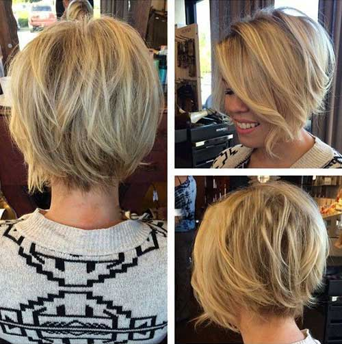 Cute Short Haircuts 2015-29