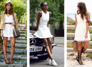 18 Cute White Dress Outfit Tips