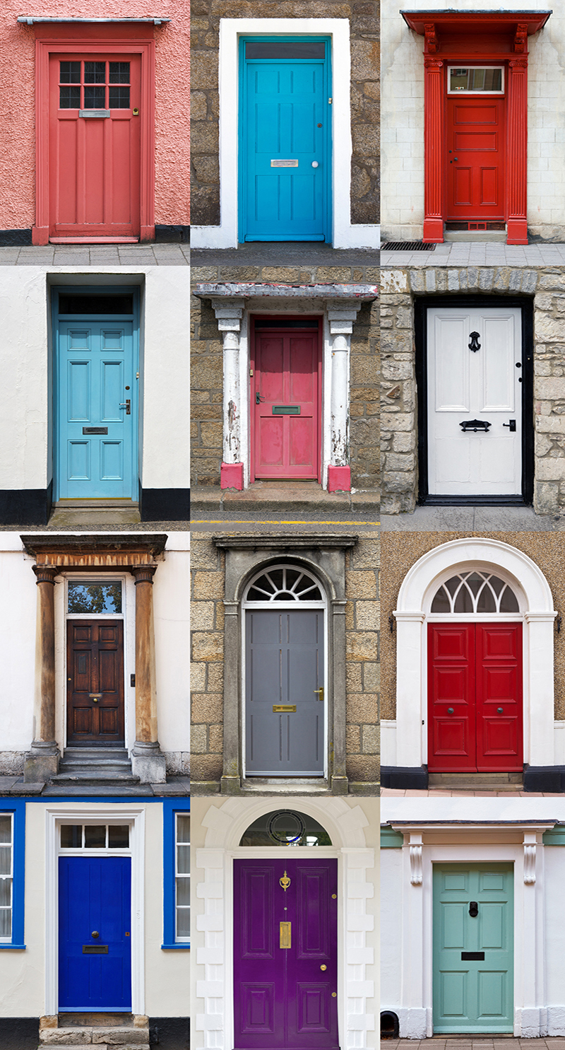 Decide On The Best Shade For Your Front Door Decor Blog - Choose the best color for your front door