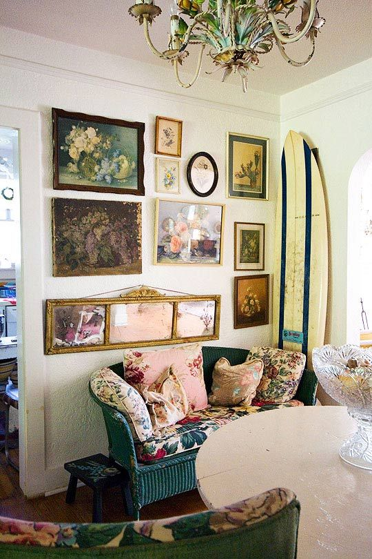 antique pcture frame gallery