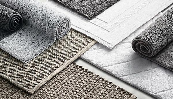 cotton bathmat modern design bright colors 600 x 343