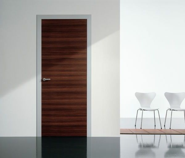 modern house doors brown model look super great