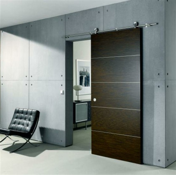 modern house doors brown model very cool
