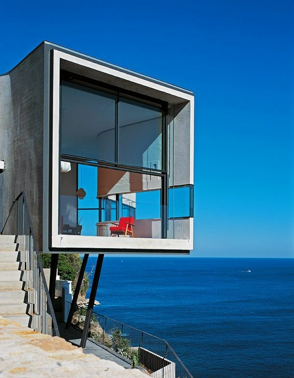 House with amazing views