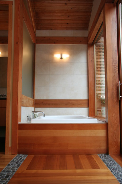 19 Amazing Bath Soaking Tub Bathroom Design Ideas