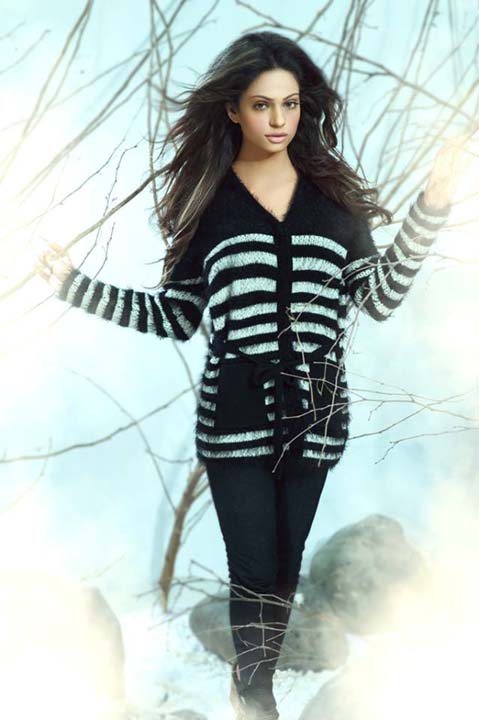 Admirable Bonanza Sweater Collection for Women 2014-2015 12