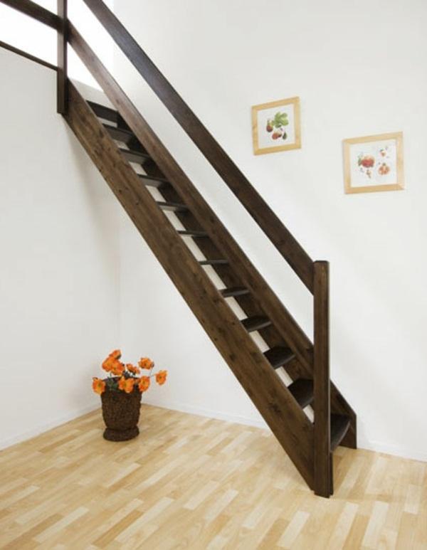 Space-saving staircase RWohnidee your home