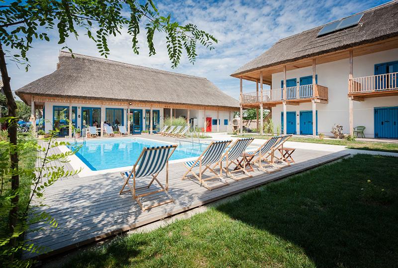 Limanu Resort by SYAA, Danube Delta, Romania