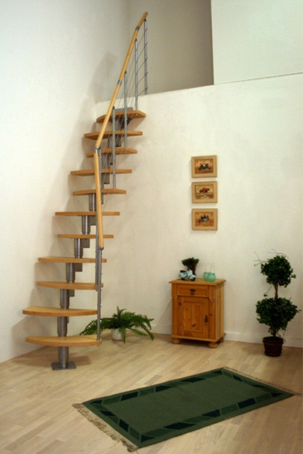 wonderful wooden staircase
