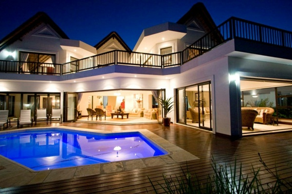 Dream home with pool villas with luxury pool