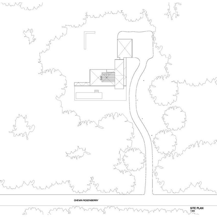 Rosenberry Residence by Les architectes FABG (19)
