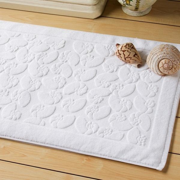cotton bathmat great white model