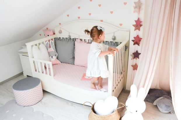 White Nursery Furniture For All Future Parents