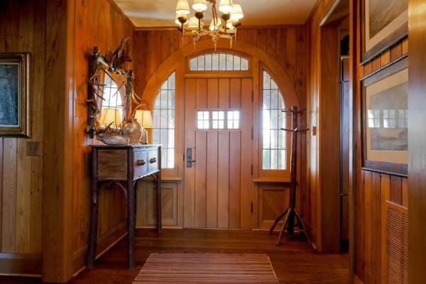 modern house wooden doors design
