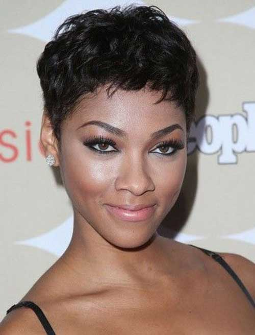 Short Hairstyles for Black Women 2016