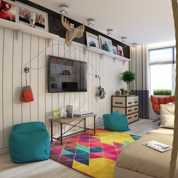 youth room paint ideas