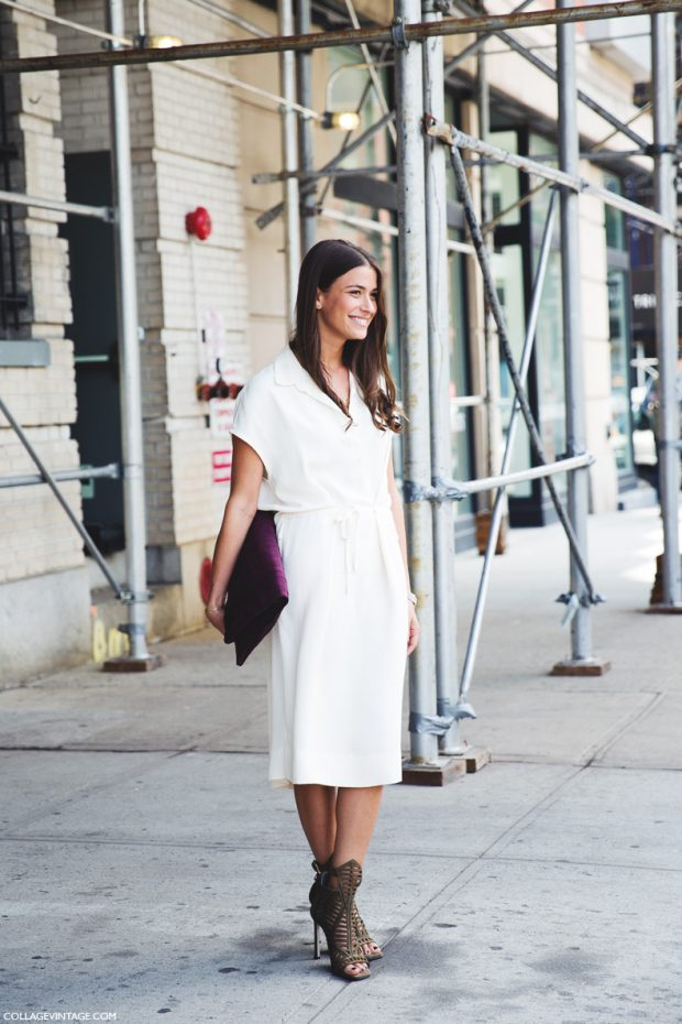 18 Cute White Dress Outfit Ideas Perfect for Summer