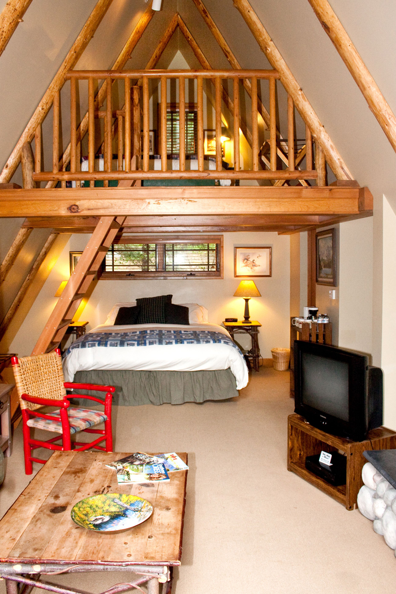 Thirty wonderful small a frame homes decor10 blog for Free a frame cabin plans