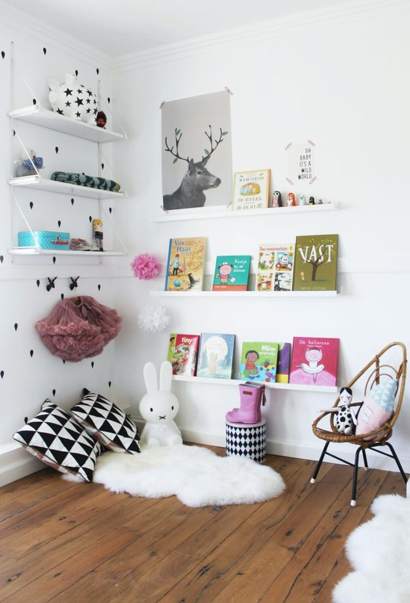 How to Put together a Montessori Baby Room - Decor10 Blog