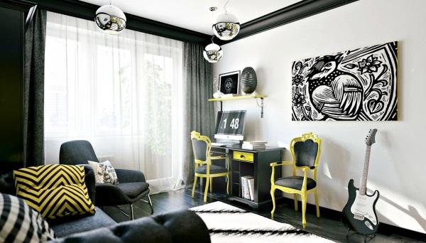 youth room wall decor
