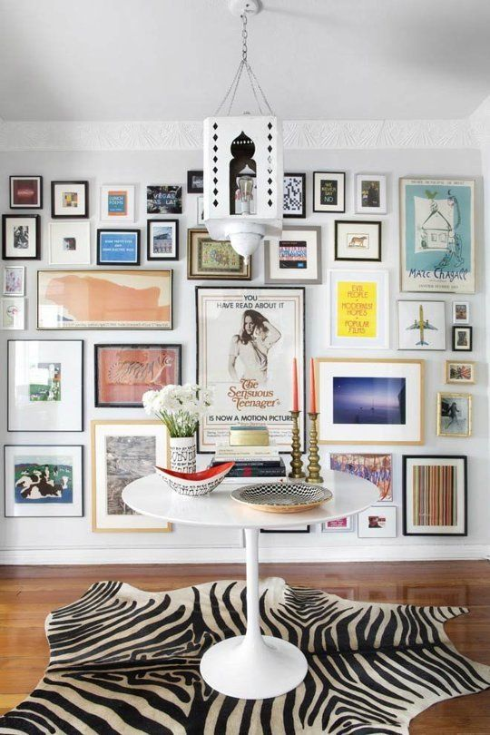 mismatching frames gallery