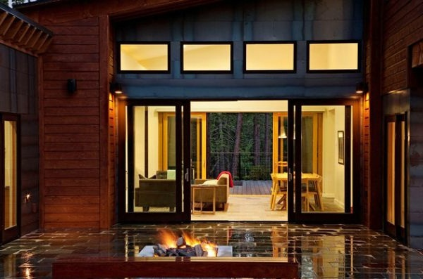 modern house doors luxurious design