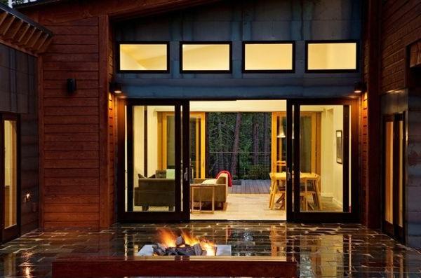 modern house doors luxurious design